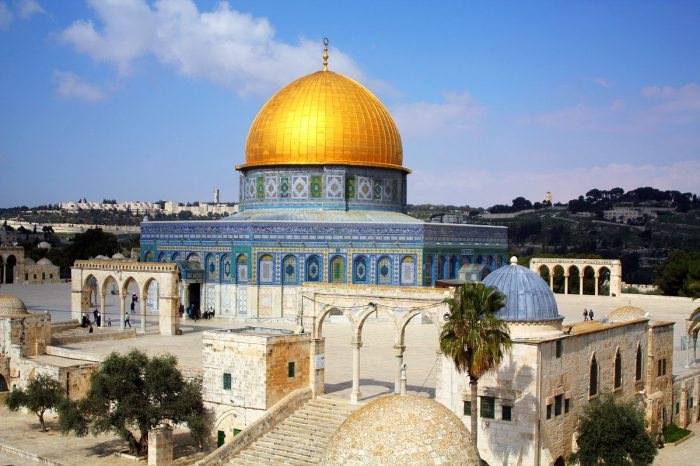 HÀNH HƯƠNG ĐẤT THÁNH ISRAEL